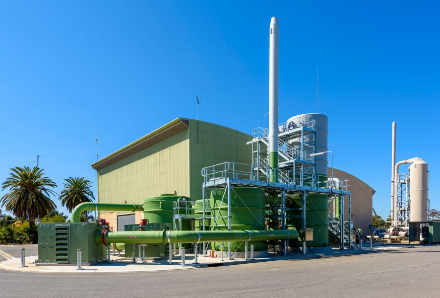 Port Adelaide Re-lift Pump Station Odour Control